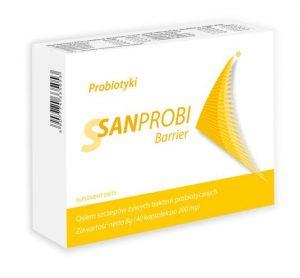 probiotyk sanprobi barrier